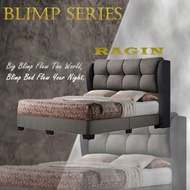 ★Cozyroom★Ragin Fabric Bed Frame Available in Single Super Single Queen King Sizes