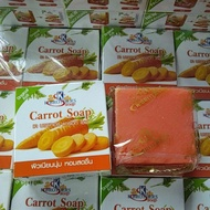 K. Brothers Carrot Soap