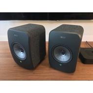 KEF LSX 無線音響喇叭 公司貨