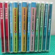 Yamaha 小幼班 幼兒班 先修班 CD