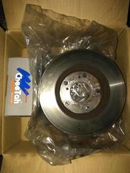 賣civic九代 原廠碟盤 四輪份 含卡鉗座 煞車皮八成新