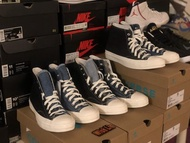 全新 Converse Renew Chuck 70 Hi Dark/Light Denim 單寧 鴛鴦 166286C