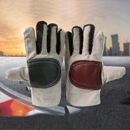 【帆布手套-XL-10雙/包-1包/組】耐磨防護勞工用品加厚半襯24線工作機修防護電焊工-586036
