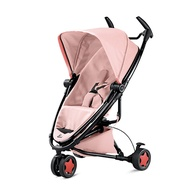 Quinny Zapp Xtra2 Miami 嬰兒手推車(黑框粉)+贈MAXI-COSI CabrioFix 提籃(顏色隨機出貨)★衛立兒生活館★