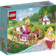 奶酪的店* LEGO 43173 奧蘿拉公主的皇家馬車