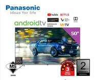 "Panasonic 50"" HX650 4K HDR Android TV | TH-50HX650K, TH-50HX650K (Android Television,Televisyen,电视机)"