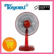 Toyomi 12 inch Desk Fan TF 128(RED)