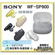 加送SONY杯墊現貨免運費 全新公司貨SONY WF-SP900 WFSP900 SP900真無線藍芽耳機 游泳藍芽耳機