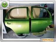 泰山美研社 200225129 日本MARCH BOX 全車烤漆 內外拆烤 門板完工照