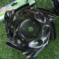 ชุดใบพรวนดิน ใบถากหญ้า ใบถากหน้าดิน จานตะกุยดิน อุปกรณ์สำหรับเครื่องตัดหญ้า อุปกรณ์สวน สนามหญ้า ของใช้ในสวน ของใช้ในบ้าน เครื่องมือตัดหญ้า เรื่องถากหญ้า หัวพรวนดิน เครื่องตัดหญ้าทุกรุ่น ใบมีดตัดหญ้า กรงเล็บเหยี่ยว ใบเลื่อยวงเดือน จานพรวนดิน