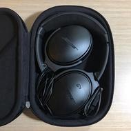 降價!降價囉!BOSE QC35 II 有線/無線藍芽 抗噪耳機 保固到2020/01