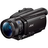 SONY FDR-AX700 高畫質數位攝影機(公司貨)-送專用充電器(FV)+保護貼+讀卡機