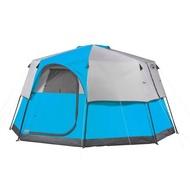 Coleman 13x13 8 Person Octagon 98 Tent
