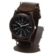 WTAPS X TIMEX CAMPER 聯名 軍用 手錶 軍綠 尼龍 機能