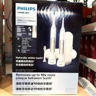【好市多正品】 PHILIPS 飛利浦智能音波牙刷組 音波電動牙刷 雙握柄附3刷頭  HX7533/01 /COSTCO