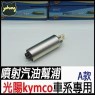 光陽 kymco OEM高品質噴射 汽油幫浦標準流量  適用超五 G5 G6 mio 酷龍 ktr many 雷霆 A款
