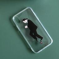 iPhone Clear Couple Case Cover 7 8 plus + 10 11 Pro Max X S10 Note Pulp Vincent