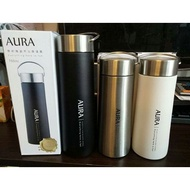 AURA艾樂 陶瓷易潔層真空保溫杯540ml/700ml(防刮限定款)