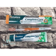 Himalaya Herbals喜馬拉雅 天然草本牙膏 (牙膏+牙刷)