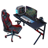 🔥Gaming table desk🔥 simple desktop home desk student writing desk game gaming table and chair set small table