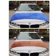 1入裝加厚超細纖維布洗車抹布吸水布 60X160公分