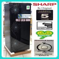 Kulkas Sharp 1 Pintu  SJ-X197