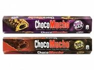 ChocoMucho~牛奶可可風味夾心/可可風味 威化棒(125g) 款式可選