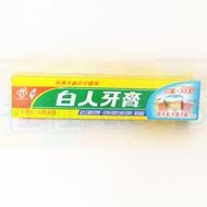 白人牙膏 65g