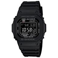 CASIO G-SHOCK系列前衛專屬電波運動腕錶-黑(GW-M5610-1BDR)