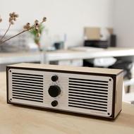 CELIA&PERAH希利亞 R2自組藍牙收音機音響/喇叭 DIY木質音響_機板保固1年