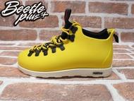 《下殺$1699》BEETLE PLUS 西門町專賣 全新 NATIVE FITZSIMMONS BOOTS 登山靴 黃 YELLOW GLM06-752