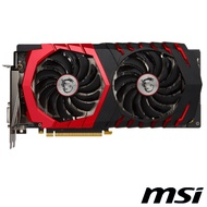 MSI微星 GeForce GTX 1060 GAMING X 6G顯示卡(福利品)完售