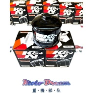 [ Moto Dream 重機部品 ] K&N KN-147 機油芯