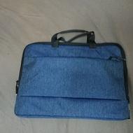 ELECOM 輕便型筆電收納包-13.3吋 藍
