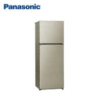 Panasonic國際牌 366公升 二門 電冰箱 NR-B370TV-S1星耀金-贈SP-2015不鏽鋼雙面砧版+6吋陶瓷刀