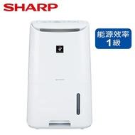 SHARP 6L清淨除濕機DW-H6HT-W【愛買】