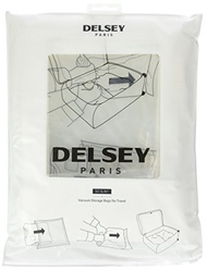 Direct from Germany -  Delsey Kofferorganizer, TRANSPARENT (Transparent) - 00394033257