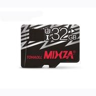 Mixza Cool Edition 32GB U3 Class 10 TF Micro Memory Card for Digital Camera TV Box MP3 Smartphone