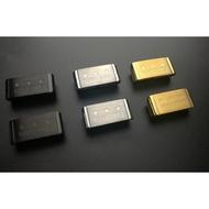 手錶配件適合CASIOG-SHOCK金屬遊環錶帶扣G-5500/GW-5530/GW-5500