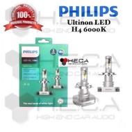 Ultinon LED Car Lights PHILIPS H4 6000K