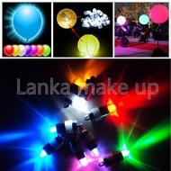 氣球燈Airballoon燈泡LED最佳禮物聚會裝飾美麗的情人節氣球燈