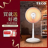 TECO東元 14吋鹵素式電暖器 YN1405AB