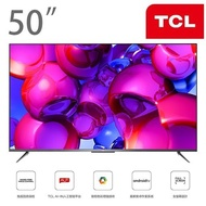 """TCL 50"""" P715 4K UHD Android iDTV"""