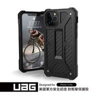 【UAG】UAG iPhone 11 Pro 頂級版耐衝擊保護殼-碳黑(UAG)