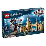 【LEGO 樂高】哈利波特系列-霍格華茲渾拼柳(75953)