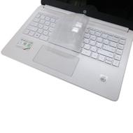 EZstick HP 14s-dq 14s-dq1009TU 專用 奈米銀抗菌 TPU 鍵盤膜