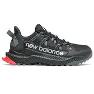 New Balance 2E NB SHANDO  寬楦 男鞋 山道 越野 抓地力 緩震 穩定 黑 紅【運動世界】MTSHARK