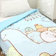 角落生物鋪棉兩用被套 雙人6×7尺 - Norns 正版授權 棉被寢具 四季被 恐龍媽媽