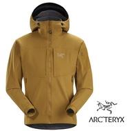 【ARCTERYX 始祖鳥 加拿大】Gamma MX 軟殼外套 軟殼衣 防風夾克 男款 育空褐 (L07225800)