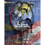 FELET THE LEGEND RASHID SIDEK LIMITED (3U/4U) with String&Grip Badminton Racket Original 100%